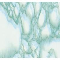 Autocolant Gekkofix imitatie Marmura Carrara gri cu bleu 67.5cmx2m cod 12011