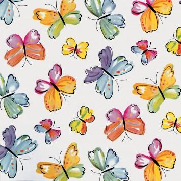 Autocolant d-c-fix copii Papillon model fluturi 45cmx15m  cod 200-2940