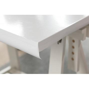 Autocolant d-c-fix Uni alb lucios 90cmx15m cod 200-5145