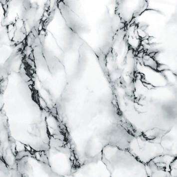 Autocolant d-c-fix imitatie marmura alb cu negru 90cmx15m cod 200-5277