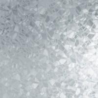 Autocolant d-c-fix transparent Splinter Pentagon 90cmx15m cod 200-5336