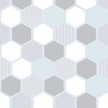 Autocolant d-c-fix Static Premium romburi Wido 67.5cmx1.5m cod 334-8039