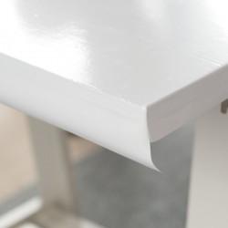 Autocolant d-c-fix Uni alb lucios 90cmx2.1m cod 346-5359