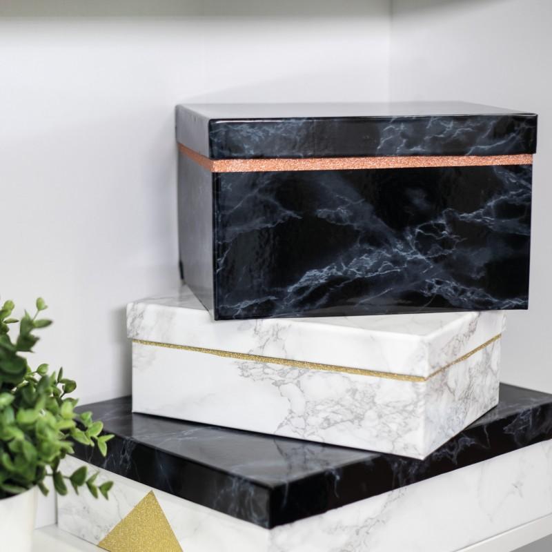 Autocolant d-c-fix marmura neagra 67.5cmx2m cod 346-8027