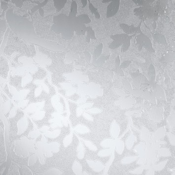 Autocolant d-c-fix vitraliu  Frunze de Primavara Spring 67.5cmx2m cod 346-8355