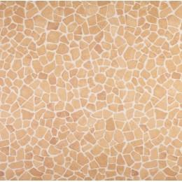 Tapet Ceramics Savona d-c-fix imitatie pietre alb cu bej  67.5cmx20m cod 270-0156