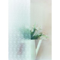 Autocolant d-c-fix Vitraliu transparent fumuriu gri 90cmx2.1m cod 346-5371