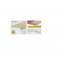 Profil cu rizuri pentru trepte auriu (gold)  2394 (22.5x40mm)x300cm- 5 buc cod 42014