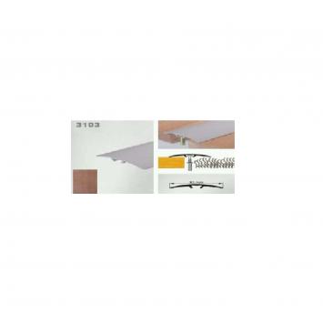Trecere cu diferenta de nivel Nuc 3103 (latime 30 mmx90cm)- 10 buc cod 42089