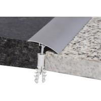Trecere cu diferenta de nivel Argintiu (Silver) 3104 (latime 41mmx270cm)- 5 buc cod 42053