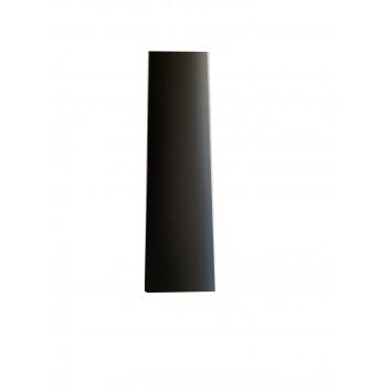 Trecere cu diferenta de nivel din aluminiu Negru (SM16) 3104 (latime 41mmx270cm) cod 42197