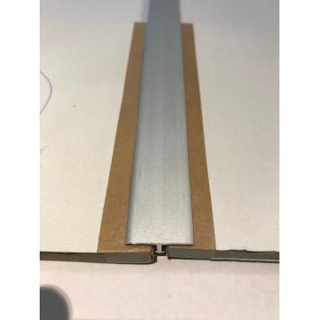 Profil aluminiu T Argintiu (Silver) 3294 (270cmx20 mm)- 5 buc cod 42135