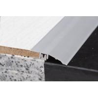 Trecere cu diferenta de nivel Argintiu (Silver) 386L (latime 44mmx90cm)- 10 buc cod 42070