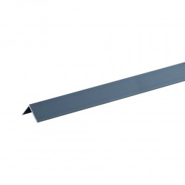 Coltar protectie trepte din aluminiu culoare Negru 2020 (SM16) 300cm - 5 buc cod 42201