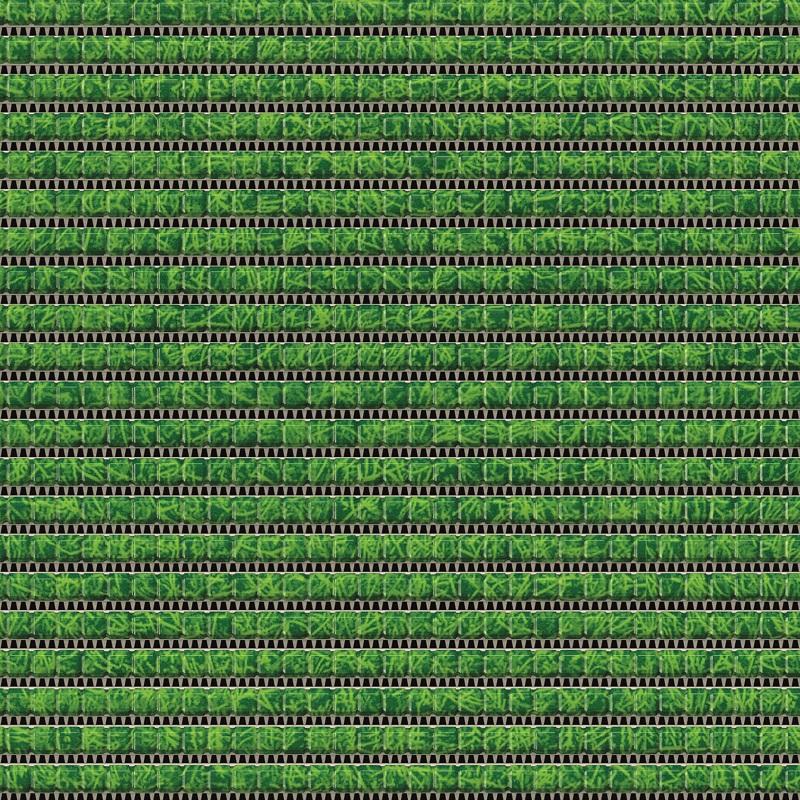 Covoras universal Friedola antiderapant din spuma PVC Truf Verde (rola) 65 cm x 15 ml cod 79822.3