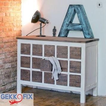 Autocolant Gekkofix imitatie Caramizi natur 45cmx15m cod 10221