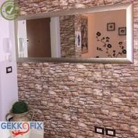 Autocolant Gekkofix Imitatie piatra naturala 45cmx2m cod 10226