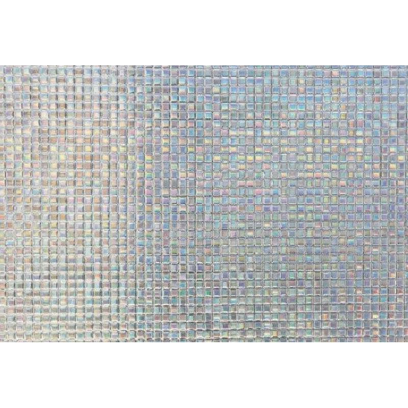 Autocolant Gekkofix Static (fara adeziv) 3D  Transparent Diamante mici 45cmx1.5m cod 10250