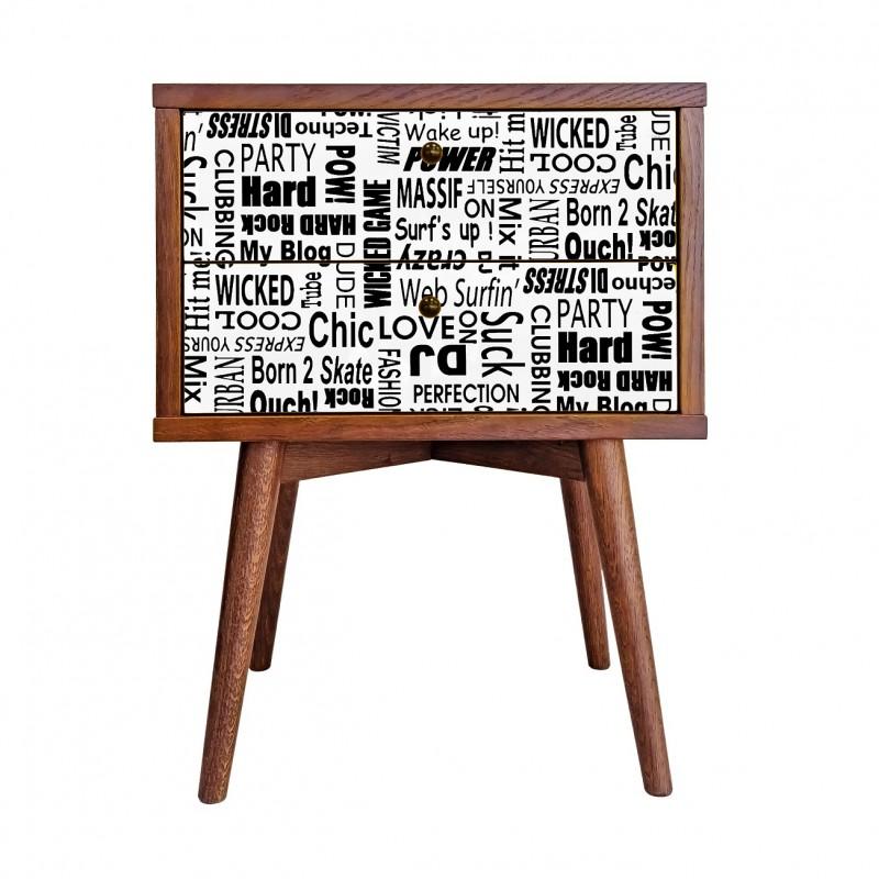 Autocolant Gekkofix Texts 45cmx15m cod 11928