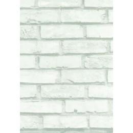 Autocolant Gekkofix Caramida alba  45cmx15m cod 12207