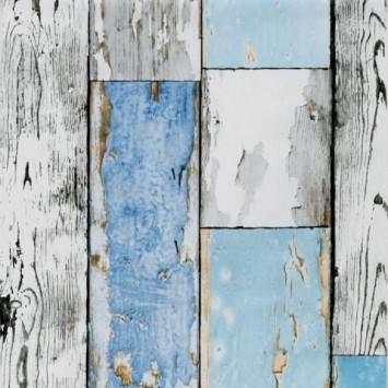 Autocolant Gekkofix Scrapwood imitatie lemn vechi 45cmx15m  cod 12878
