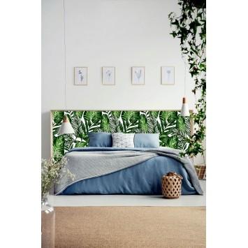 Autocolant Gekkofix plante de casa - frunze 67.5 cm x 2 m cod 14125