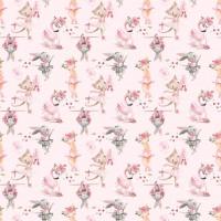 Autocolant Gekkofix baby balerine 67.5cmX2m cod 14139