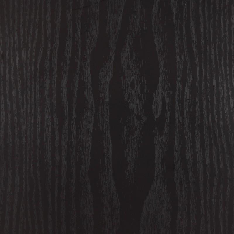 Autocolant Gekkofix Lemn Furnir Negru 0.90x15m cod 11141