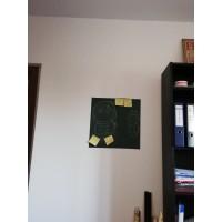 Autocolant d-c-fix Tabla scolara verde 45cm x 2m cu creta inclusa cod 213-0003