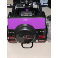 Autocolant d-c-fix Uni lila (mov) lucios 45cmx2m cod 346-0600