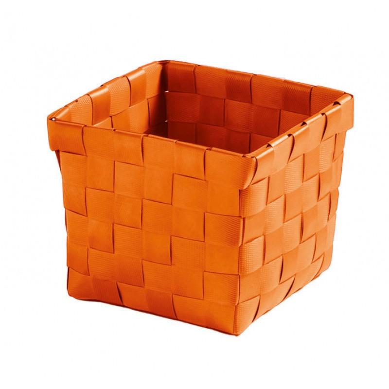 Cutie Depozitare Portocalie  Kleine Wolke  11x10x11cm cod 34226