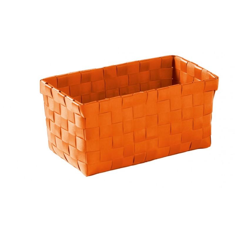 Cutie Depozitare Portocalie  Kleine Wolke  21x9x11cm  cod 34227