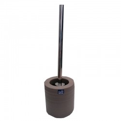 Perie WC Kleine Wolke Sahara gri ciment ceramica 11,3x39x13,4cm cod 34290