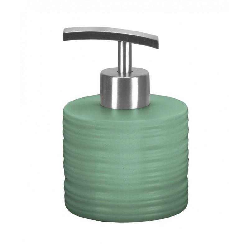 Dozator Sapun Lichid Kleine Wolke Sahara 250 ml verde menta ceramica cod 34271