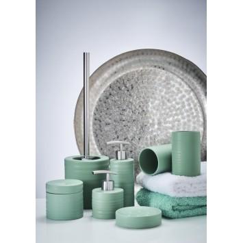Perie WC Kleine Wolke Sahara verde menta ceramica 11,3x39x13,4cm cod 34275