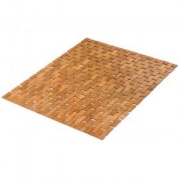 Covoras baie Kleine Wolke din lemn de bambus Palito natur dreptunghiular 50x70cm cod 34279