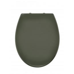 Capac wc Ridder cu inchidere amortizata (soft close)  gri cod 38115 (02101107)