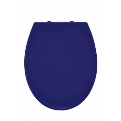Capac wc Ridder cu inchidere amortizata (soft close)  albastru cod 38116 (02101133)