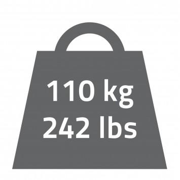 Set bara de sustinere unghiulara tip Z + sapuniera otel lucios Ridder (sustine max 110 kg) A0011000 / A0360000 cod produs 38155+38154