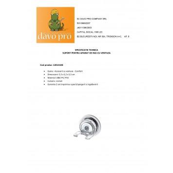 Suport pentru aparat de ras  Ridder cu ventuza  cod 38100 (12014100)