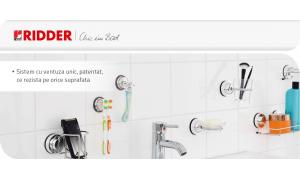 Importanta accesoriilor cu ventuze in baie