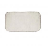 Covoras universal Merlino Gemitex alb spre gri- culoare mediteraneana 50cmx80cm cod 70022 (7540)