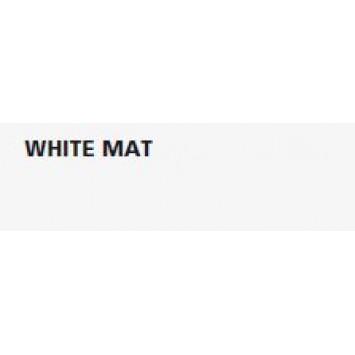 Autocolant Gekkofix Uni alb mat 45cmx15m cod 10049