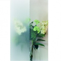 Autocolant d-c-fix transparent Cercuri 45cmx15m cod 200-2031