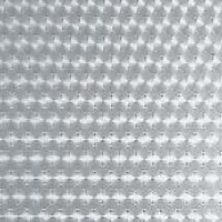 Autocolant d-c-fix transparent Cercuri 45cm x 15m cod 200-2031