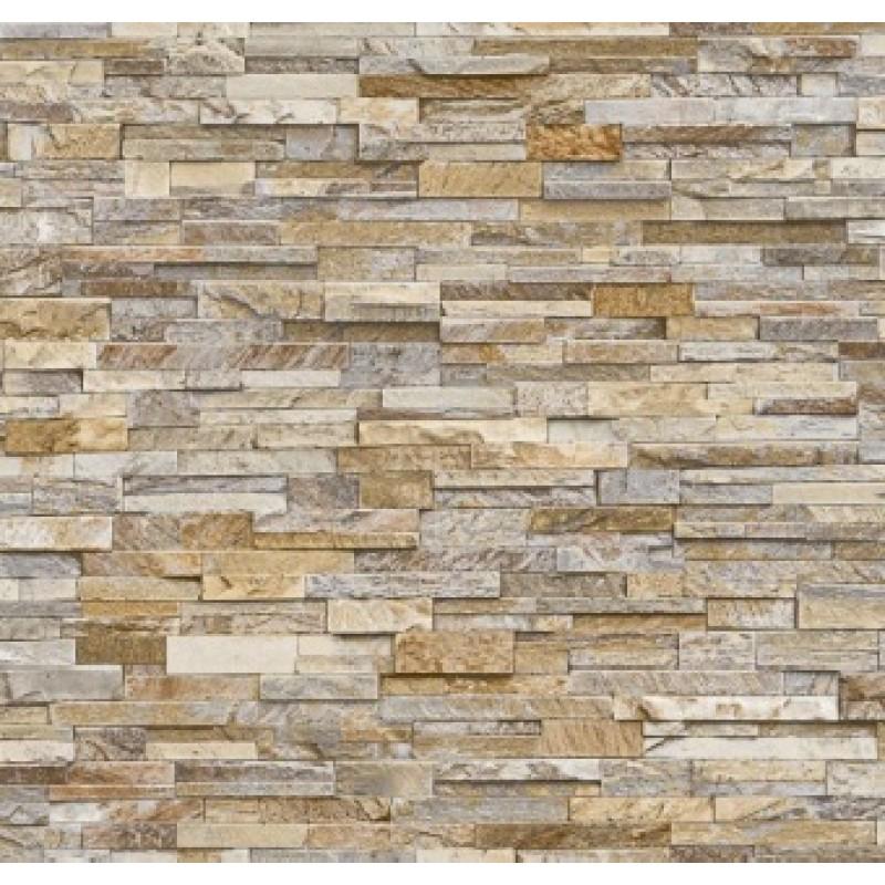 Tapet Ceramics Stone Sand d-c-fix imitatie piatra bej (nisip) 67.5cmx20m cod 270-0162