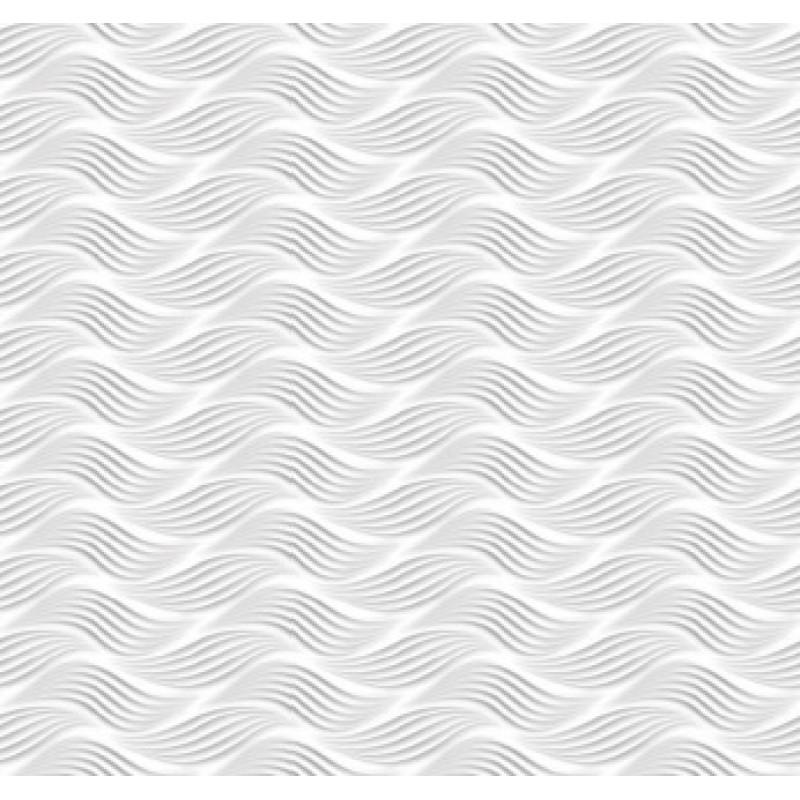 Tapet Ceramics Wave d-c-fix valuri alb 67.5cmx20m cod 270-0165