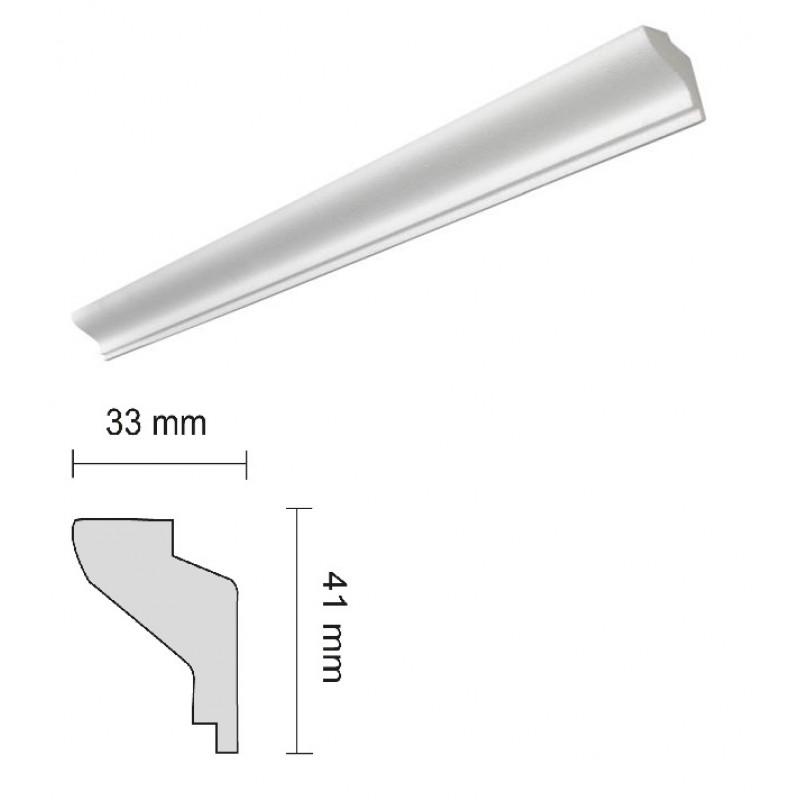 Baghete Decorative Decosa Compatibile LED - G37 (42x33mm) x 70buc