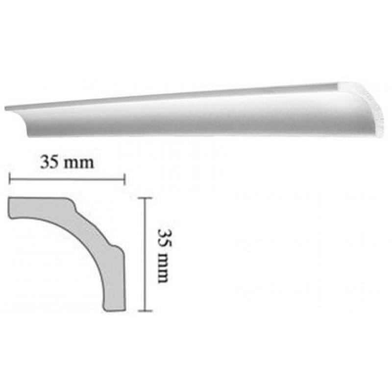 Baghete decorative Decosa- B5 (35x35mm)x110buc cod B5