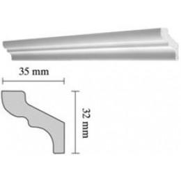 Baghete decorative Decosa- F35 (35x32mm)x120buc cod 13041